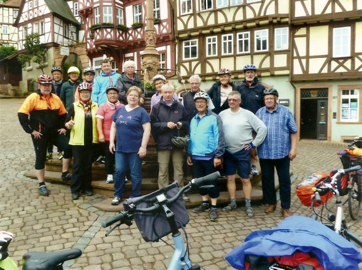 Main-Radtour 2016